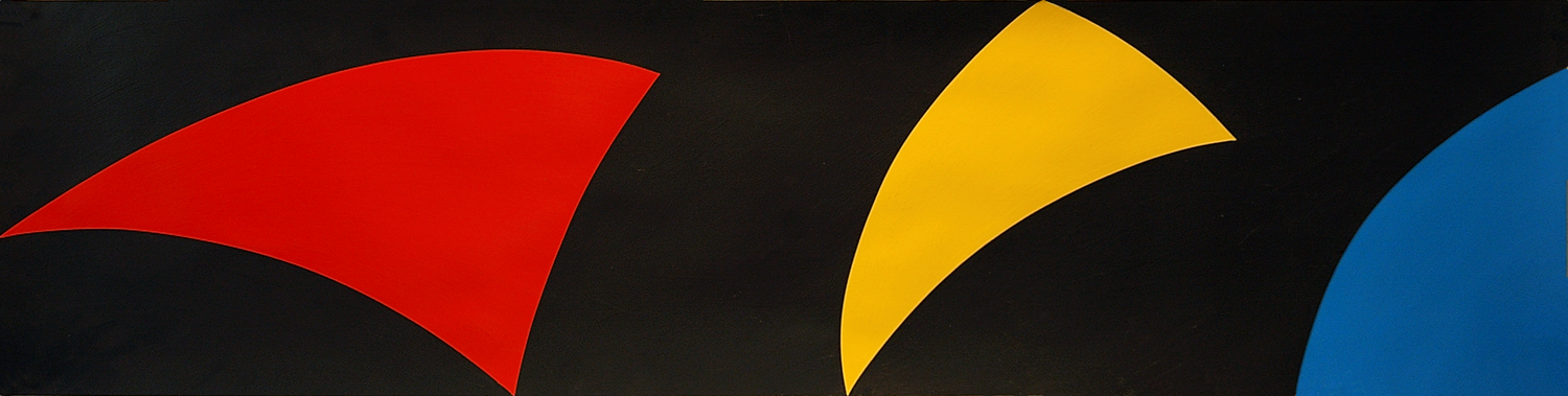 Curved Triangles, 2005