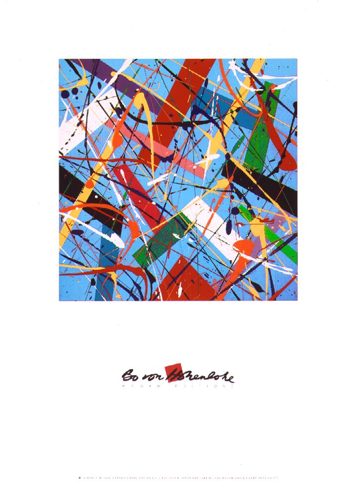 Silent Seas No.1, 1989