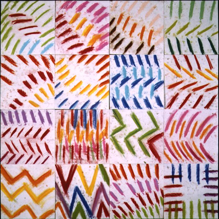 Pastel 1981 #3